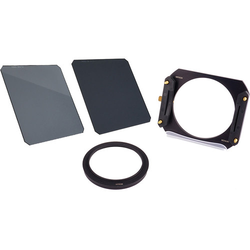 Formatt Hitech 85 x 85mm Neutral Density Filter Starter Kit with 67mm Adapter Ring