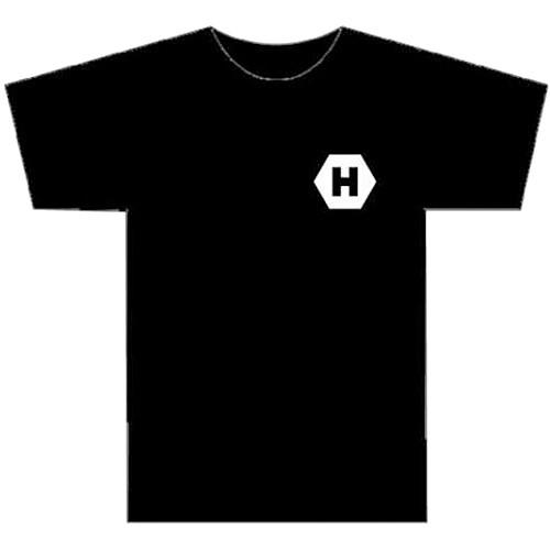 HIVE LIGHTING Bee Logo Graphic Tee Shirt (Medium)