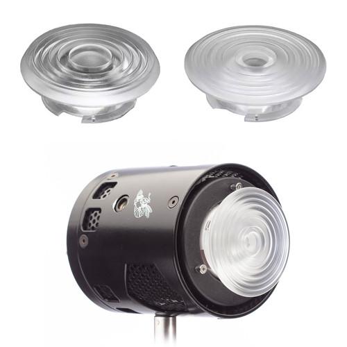 HIVE LIGHTING Clip-On Fresnel 3-Lens Set for Bee 50-C LED Light