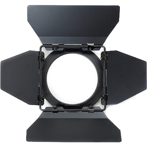 """HIVE LIGHTING 9.5"""" Barndoors for Hornet 200-C LED Light with Super Spot Reflector Attached"""