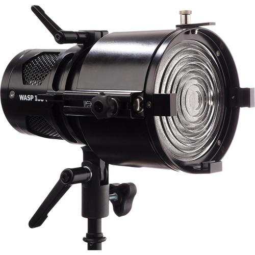 HIVE LIGHTING Hornet Adjustable Fresnel 100-C LED Kit