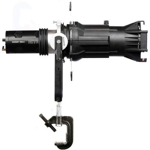 HIVE LIGHTING Hornet 200-C Studio Source 4 Barrel Leko Kit w/ Full Size Refurbished Source 4 Barrel Single Lens