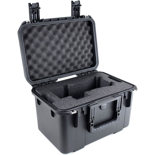 HIVE LIGHTING Hard Carrying Case for Single Wasp 100-C LED Light (Black)