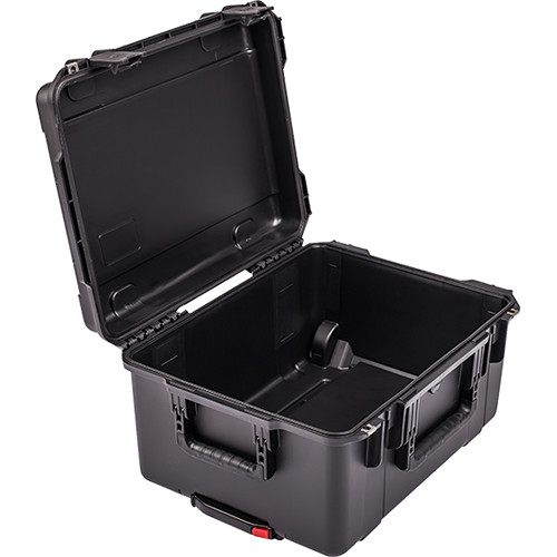 HIVE LIGHTING Hard Rolling Case for Three Wasp 100-C LED Lights (Black)