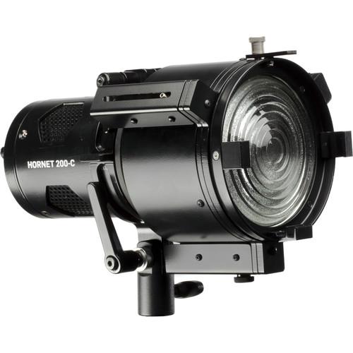 HIVE LIGHTING 200-C Adjustable Fresnel Omni-Color LED Light