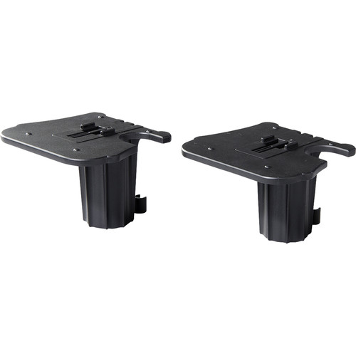HK AUDIO Lucas Nano Pole Mount Adapter Set for 300 and 600 PA Systems (Set of 2)