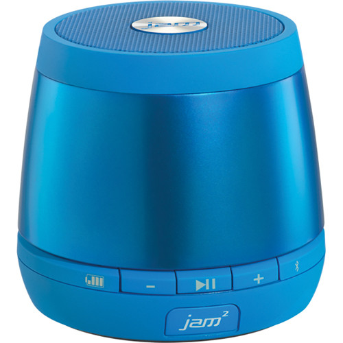 HMDX Jam Plus Wireless Bluetooth Speaker (Blue)