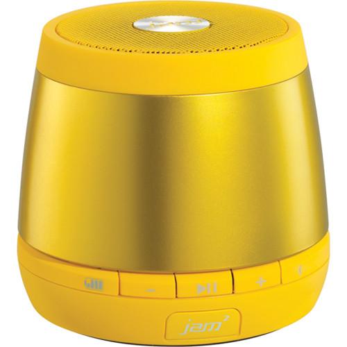 HMDX Jam Plus Wireless Bluetooth Speaker (Yellow)