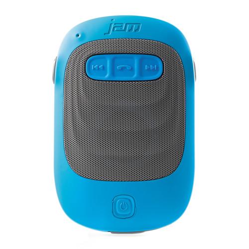 HMDX Splash Shower Speaker & Speakerphone (Blue)