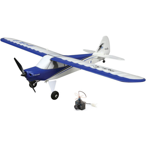 HobbyZone Sport Cub S Ready to Fly Aircraft with UM FPV Transmitter & Camera