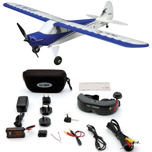 HobbyZone Sport Cub S with FPV System (BNF)