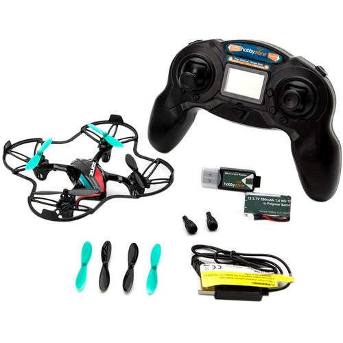 HobbyZone Zugo 2MP HD Camera Drone (RTF)