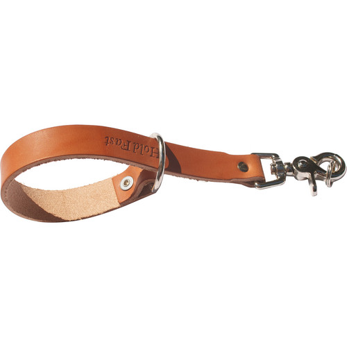 HoldFast Gear Camera Leash (English Bridle, Tan)