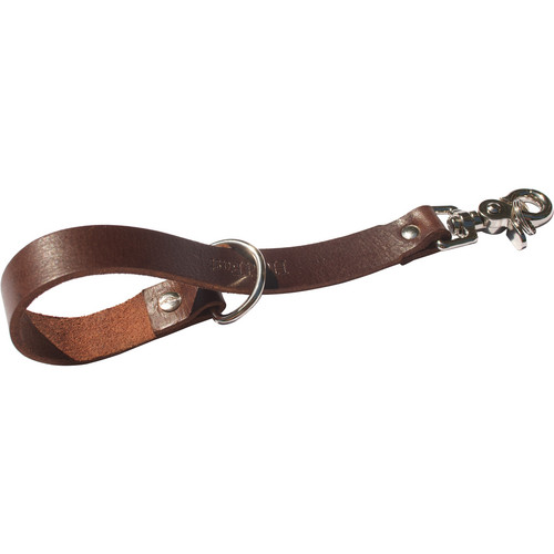 HoldFast Gear Camera Leash (Water Buffalo, Burgundy)