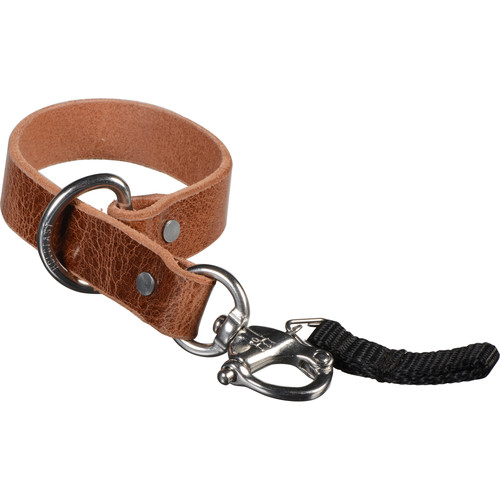 HoldFast Gear Camera Leash (Water Buffalo, Tan)