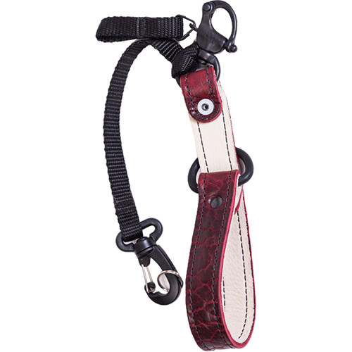 HoldFast Gear Camera Leash (American Bison, Red)