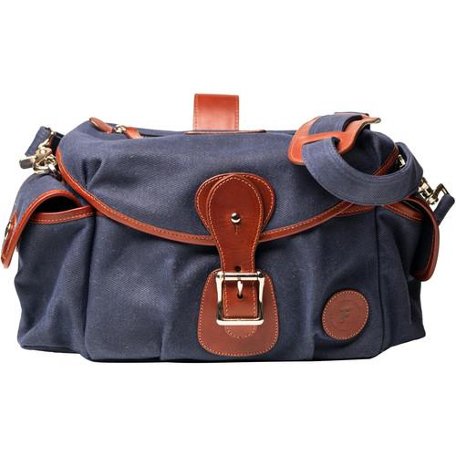 HoldFast Gear Explorer Streetwise Bag (Navy/Chestnut)
