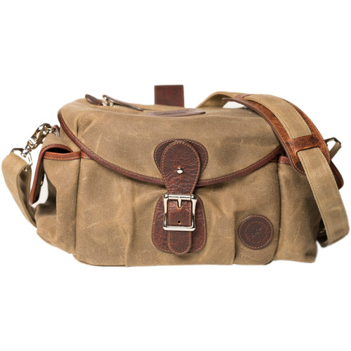 HoldFast Gear Explorer Streetwise Bag (Olive/Brown)