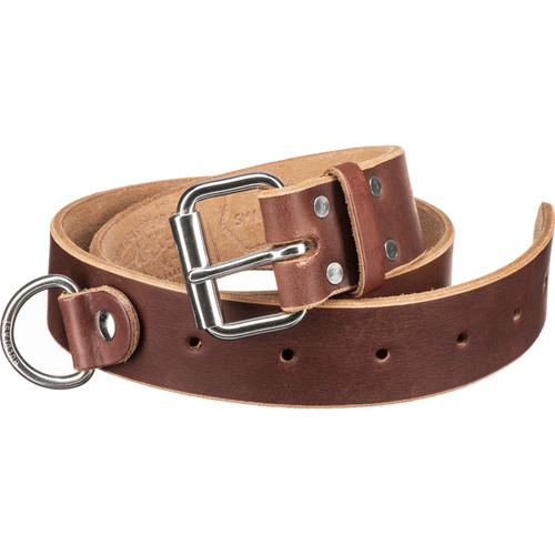 HoldFast Gear Indispensable Leather Belt (Chestnut, Medium)