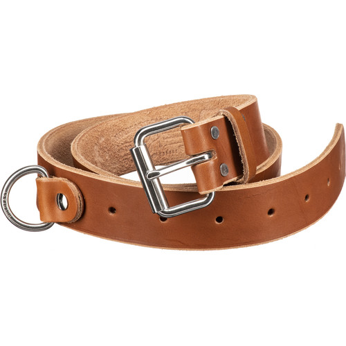 HoldFast Gear Indispensable Leather Belt (Tan, Small)