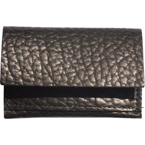 HoldFast Gear Indispensable Wallet (American Bison, Black)
