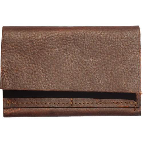 HoldFast Gear Indispensable Wallet (Kodiak, Brown)