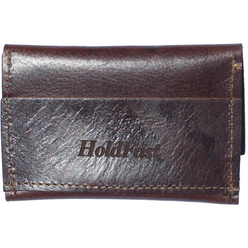 HoldFast Gear Indispensable Wallet (Water Buffalo, Burgundy)
