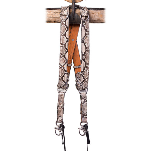 HoldFast Gear Money Maker Two-Camera Harness (Python, Small)