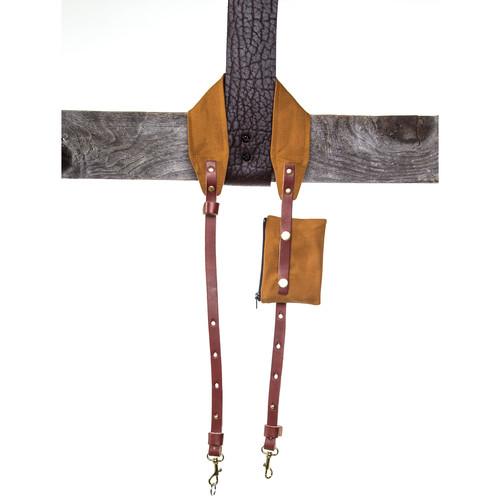HoldFast Gear Mini Ruck Camera Neck Strap (Tan)