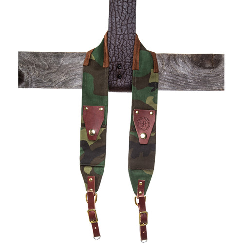 HoldFast Gear Ruck Strap (Classic Camo)