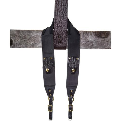 HoldFast Gear Ruck Strap (Black)