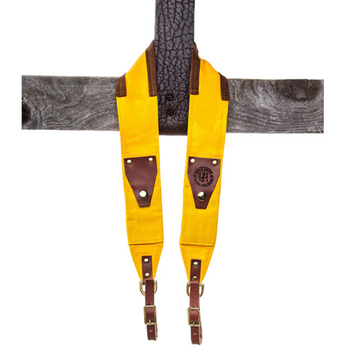 HoldFast Gear Ruck Strap (Yellow)