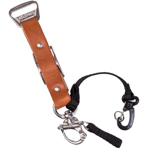 HoldFast Gear Adjustable Portrait Slider for MoneyMaker Harness (Bridle Leather, Tan)
