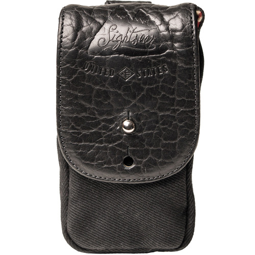 HoldFast Gear Large Sightseer Cell Pouch (Black)