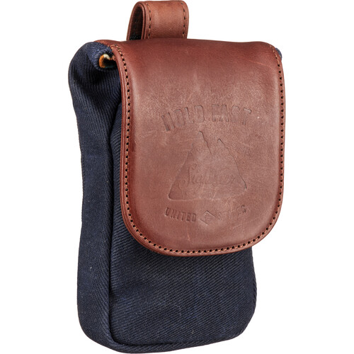 HoldFast Gear Large Sightseer Cell Pouch (Navy)