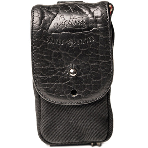 HoldFast Gear Sightseer Cell Pouch (Black)