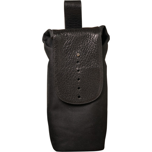 HoldFast Gear Sightseer Large Lens Pouch (Black)