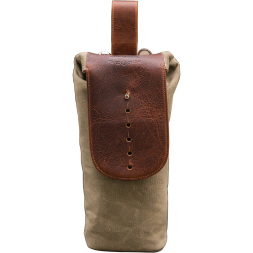 HoldFast Gear Sightseer Large Lens Pouch (Olive)