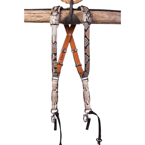 HoldFast Gear Money Maker Genuine Python Skinny 2 Camera Harness (Large)