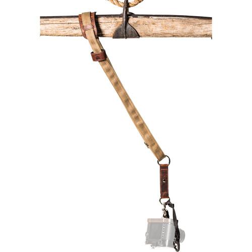 HoldFast Gear Sightseer Sling Camera Strap (Olive)