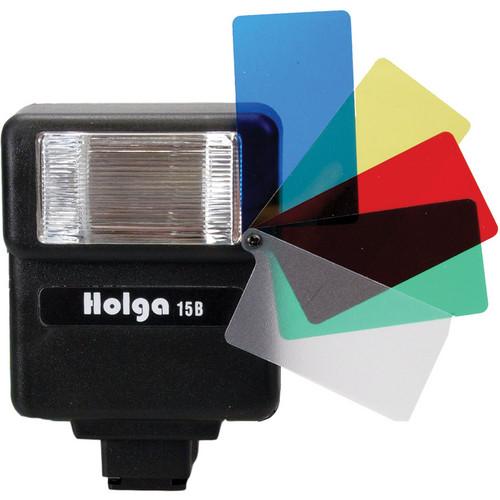 Holga 15B Flash