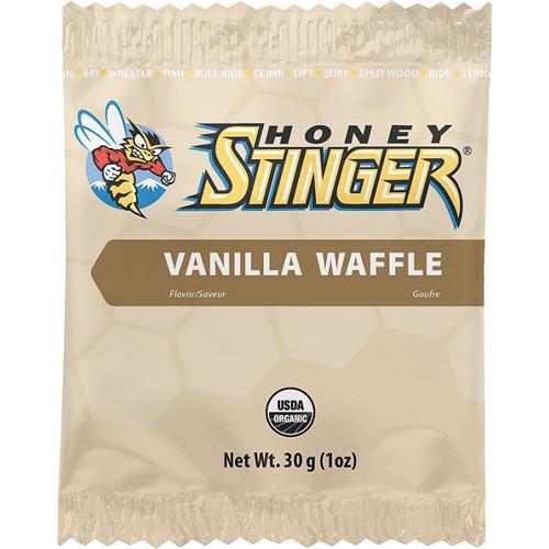Honey Stinger Organic Waffles (Vanilla, 16-Pack)