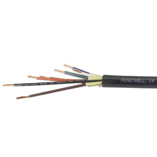 Honeywell 14/7 Stranded Minisplit 600V THHN Cable (Coil, 5 x 50', Black)