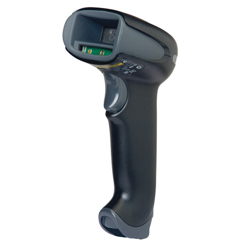 Honeywell Xenon 1900 Standard Range Area-Imaging Scanner with Ratchet Stand Kit (Black)