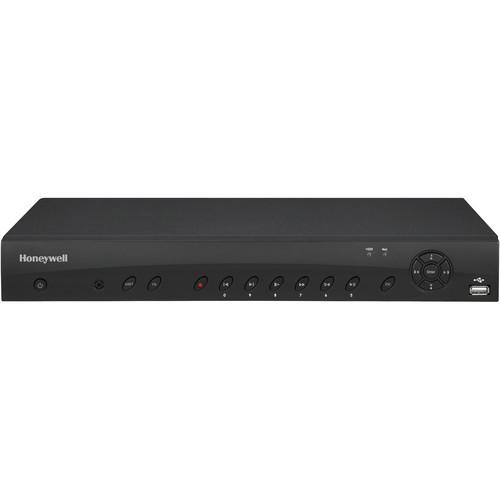 Honeywell Performance Series HQA 8-Channel 2MP DVR with 2TB HDD