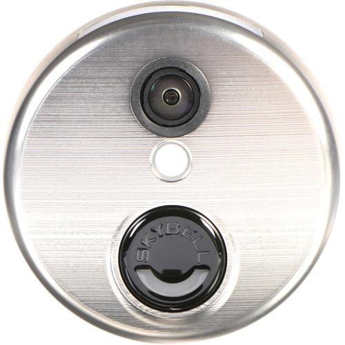 Honeywell SkyBell 1080p Wi-Fi Video Doorbell (Silver)