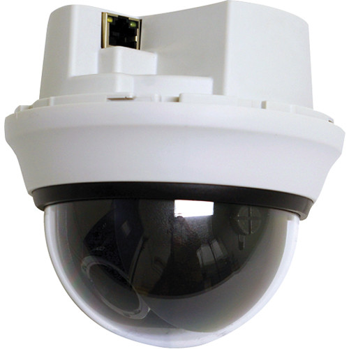 Honeywell equIP H3W1F1 Network True Day/Night Indoor Fixed Minidome Camera (Off-White, NTSC)