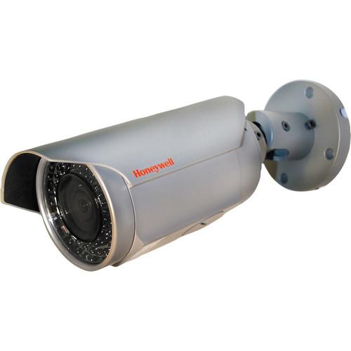 Honeywell equIP HBD2FR1 Indoor/Outdoor IR Bullet IP Camera with 3-9mm VFAI MFZ Lens (Gray, NTSC)