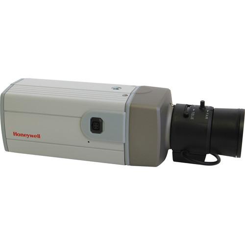 Honeywell equIP HCD1F True Day/Night H.264 Indoor Box IP Camera (Gray, NTSC)