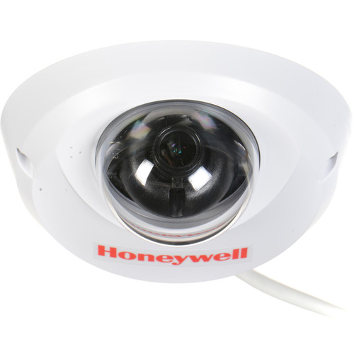 Honeywell equIP S Series 1080p Network Micro Dome Camera with 4mm Fixed Lens